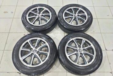 Velg Copotan Mobil CALYA + BAN 175 65 R14