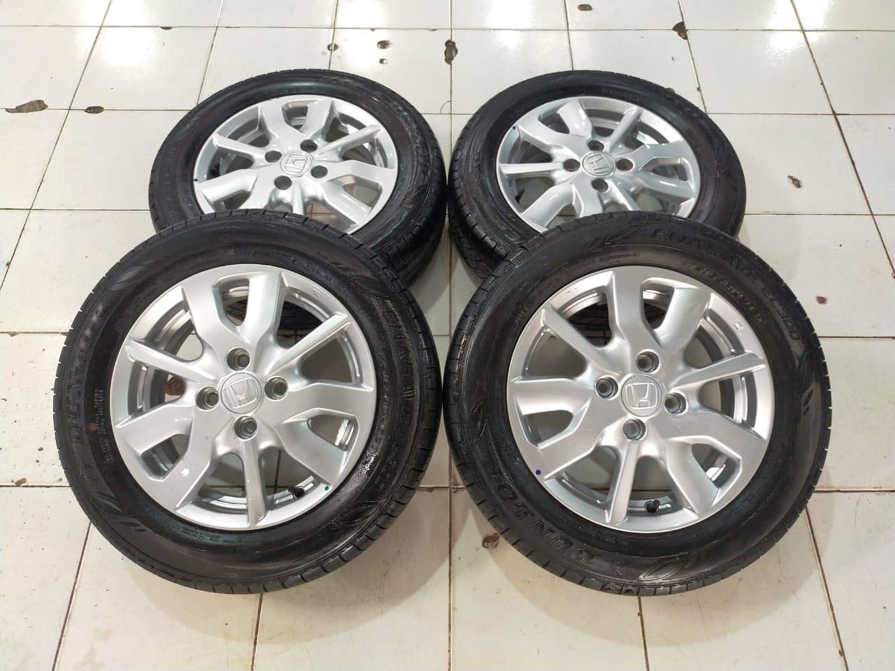 Velg Copotan Mobil NEW BRIO + BAN 175 65 R14