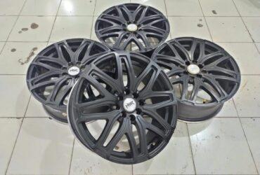 Tersedia Velg Model HSR Ring 17 Warna Black