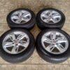 Velg Mobil Ori Wulling Almaz Ring 17 Lebar 6,5 pcd 5×114 Ban Dunlop